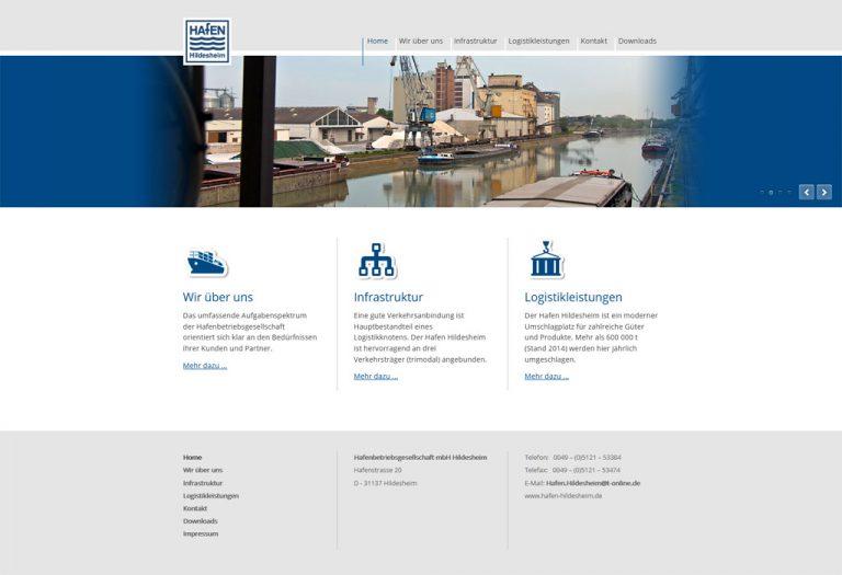 Hafen-Hildesheim